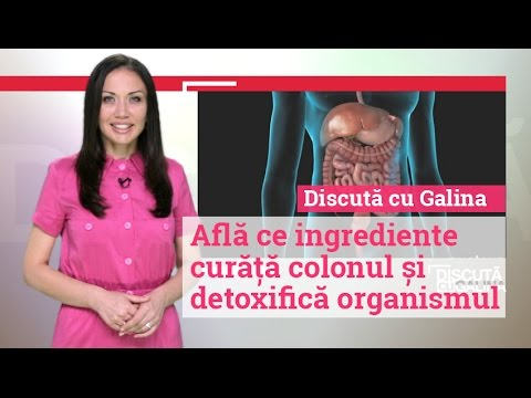 soluție de curățare a colonului detox)