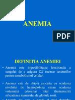 anemie in boli neoplazice)