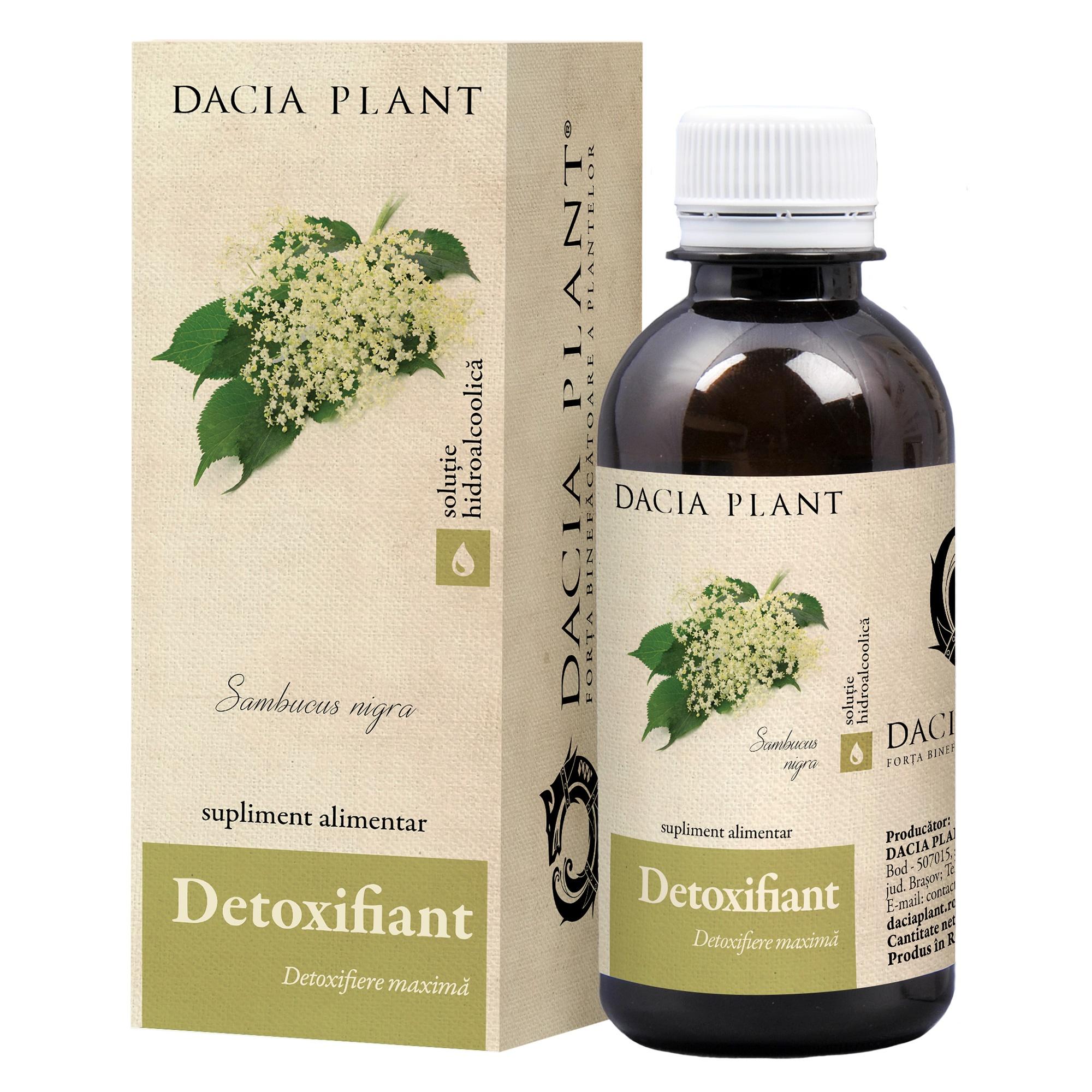 detoxifiere oncologică