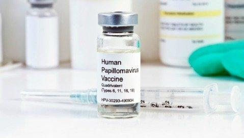 papiloma virus vaccino uomo)