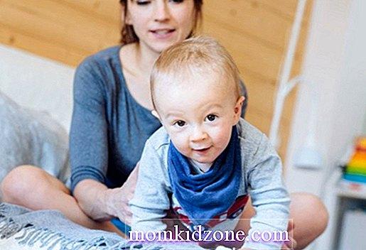 Bebeluș agitat în somn – cauze și soluții posibile