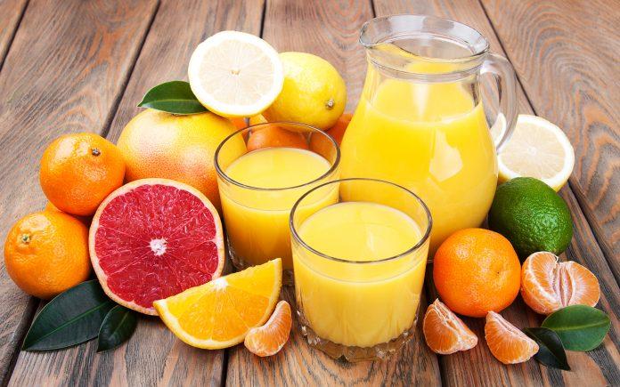 Sucul de citrice și supa de legume pentru purificarea limfei - BodyGeek