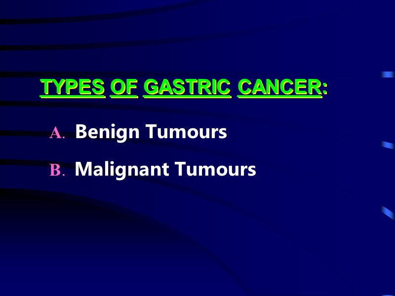Cancerul gastric   Pacient cancer