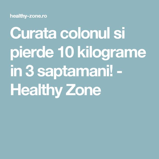 detoxifiere de colon și de corp)