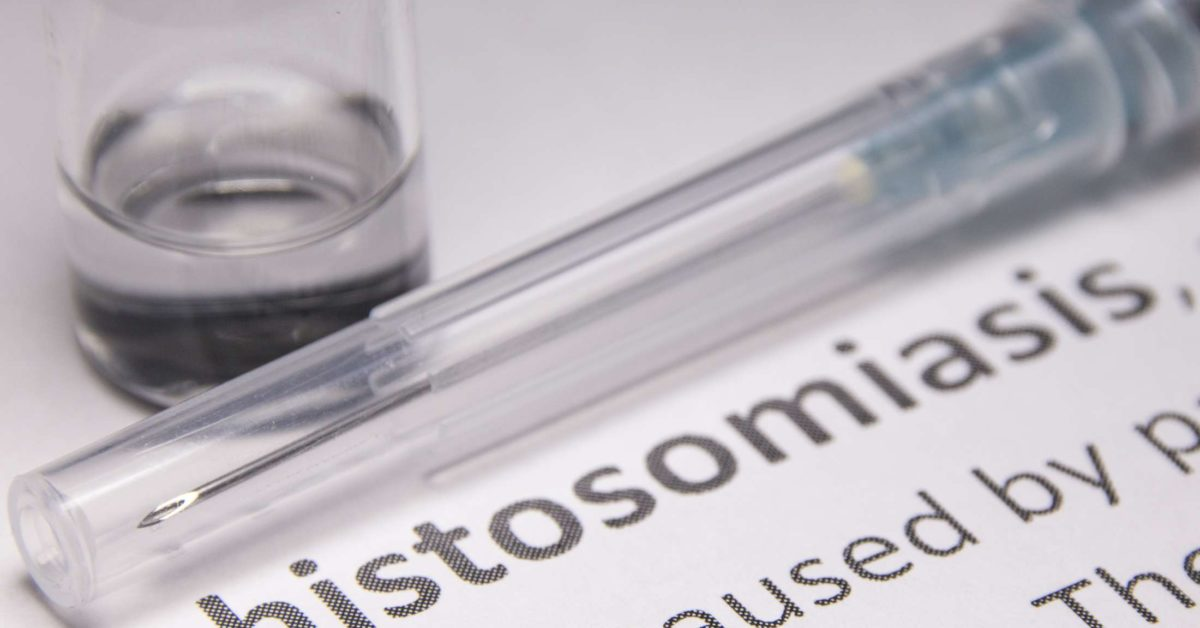 Schistosomiasis treatment and prevention - Papillomavirus vaccine age