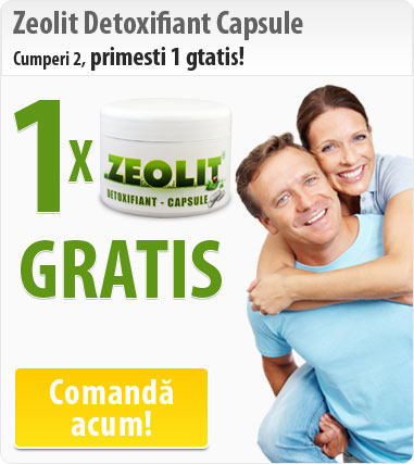 zeolit detoxifiant 250 capsule)