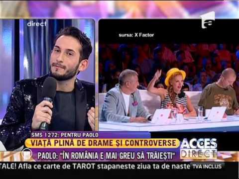 Momente tensionate la X Factor: Concurent umilit de un jurat pentru ca e homosexual (Video)