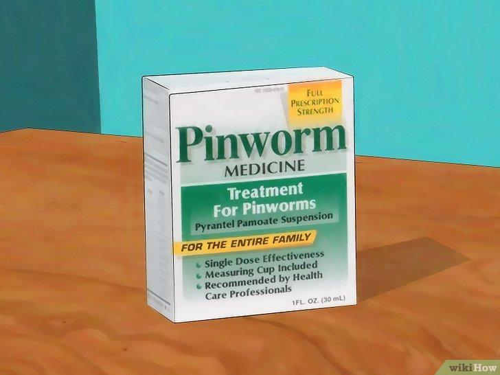 comprimat eficient de pinworm)