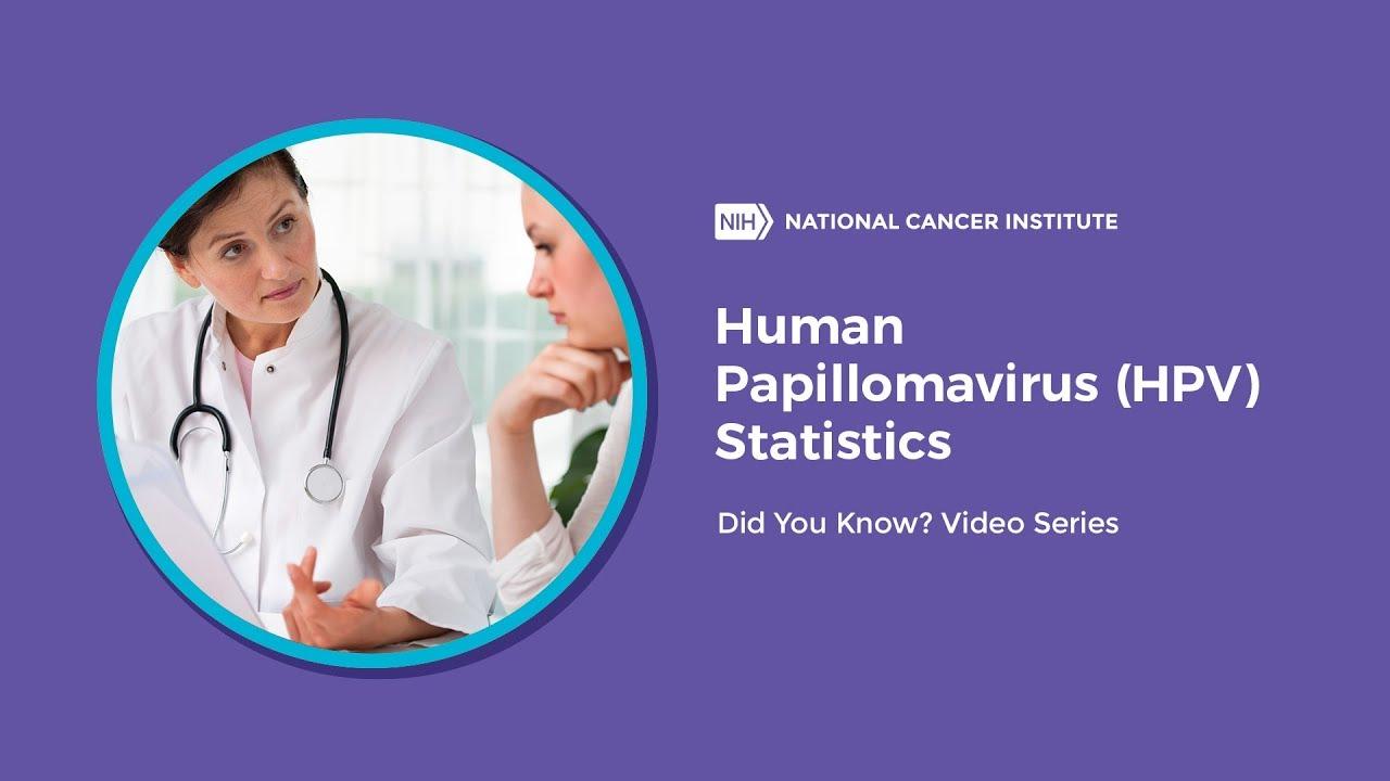 hpv and cancer nci paraziți în proba de urină