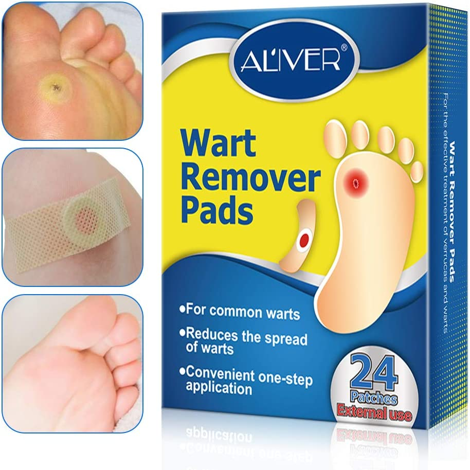 Wart treatment on feet, Category:Toes