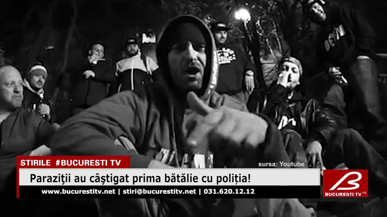 """Poliția Română pierde procesul cu """"Paraziții"""". Are de plătit și bani trupei acum - divastudio.ro"""