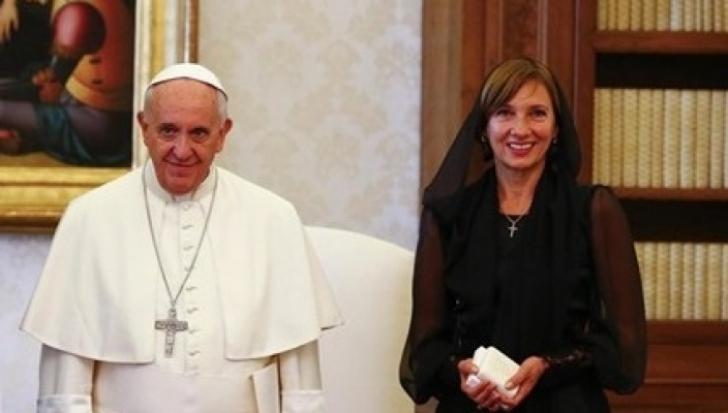 viermi în papă