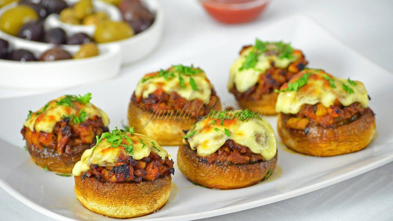 ciuperci a cuptor