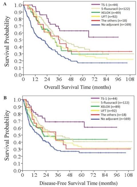 cancer gastric prognostic