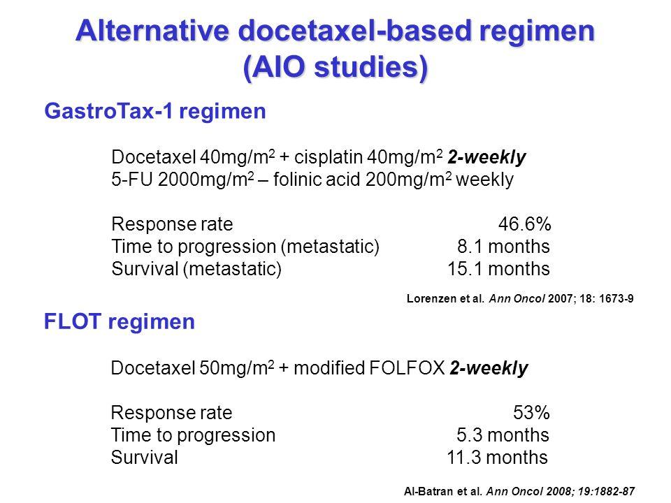 gastric cancer flot regimen)