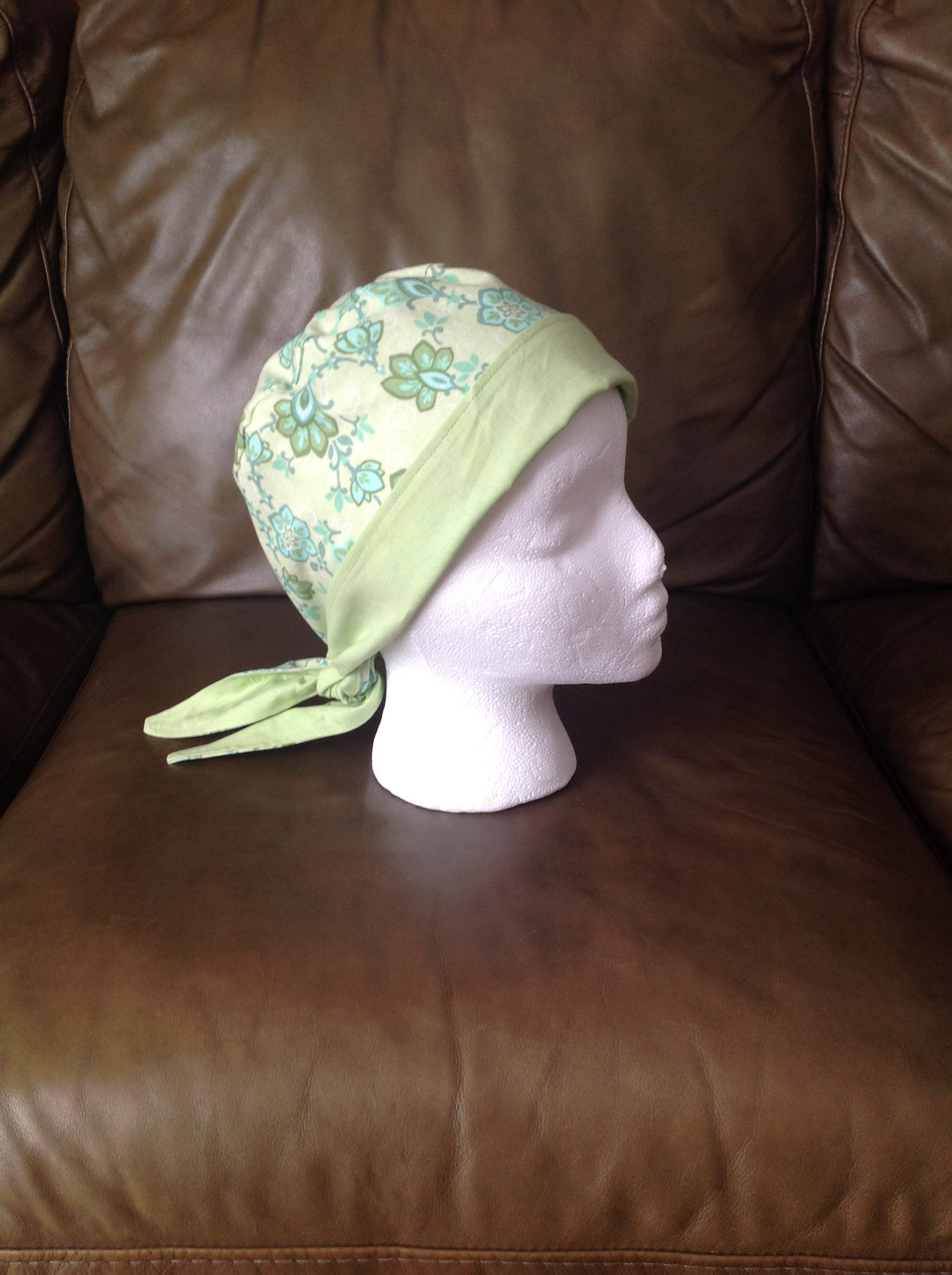 cancer cap sewing pattern)