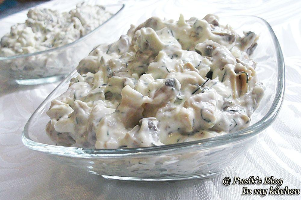 ciuperci cu maioneza ciuperci shimeji