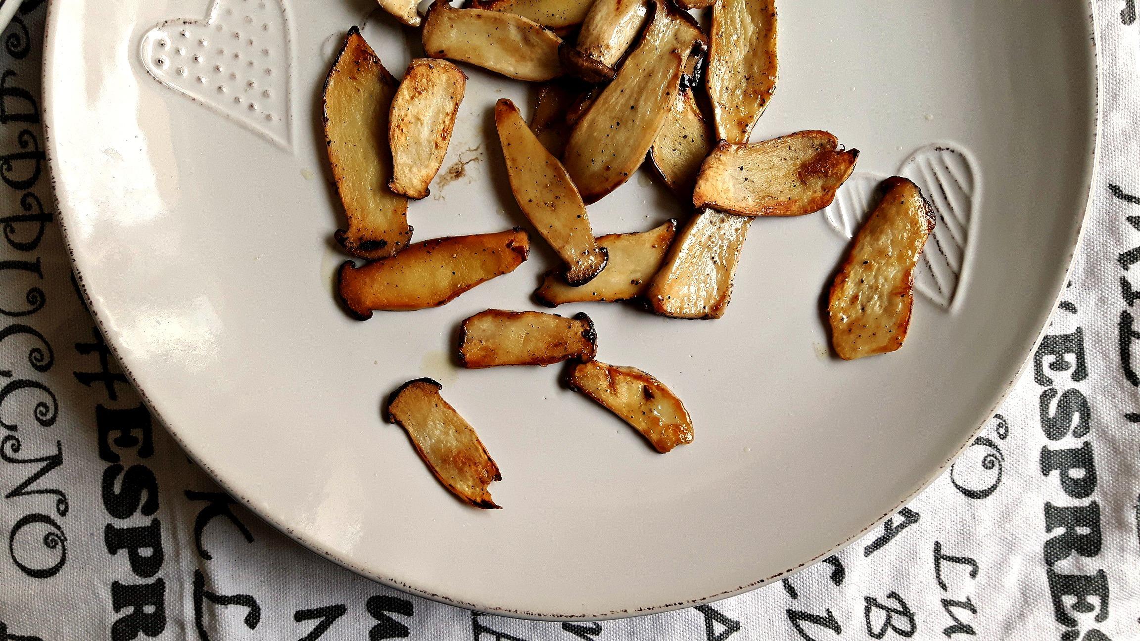 Vinete marinate | Salata cu bulgur | Ciuperci Oyster King - Bacania Veche
