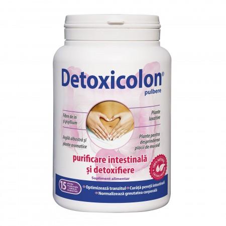 cât de detoxifiant te curăți de colon