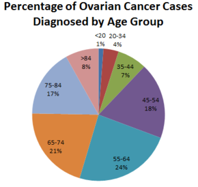 ovarian cancer definition)