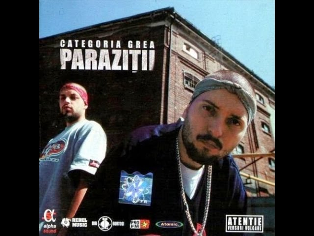 Download PARAZITII - ARMA SECRETA [ALBUM CD ORIGINAL]