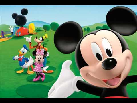 oxiuros mickey mouse