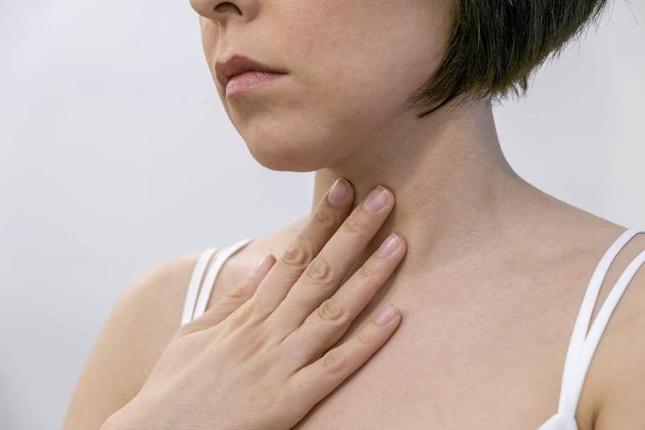 soigner papillomavirus gorge)