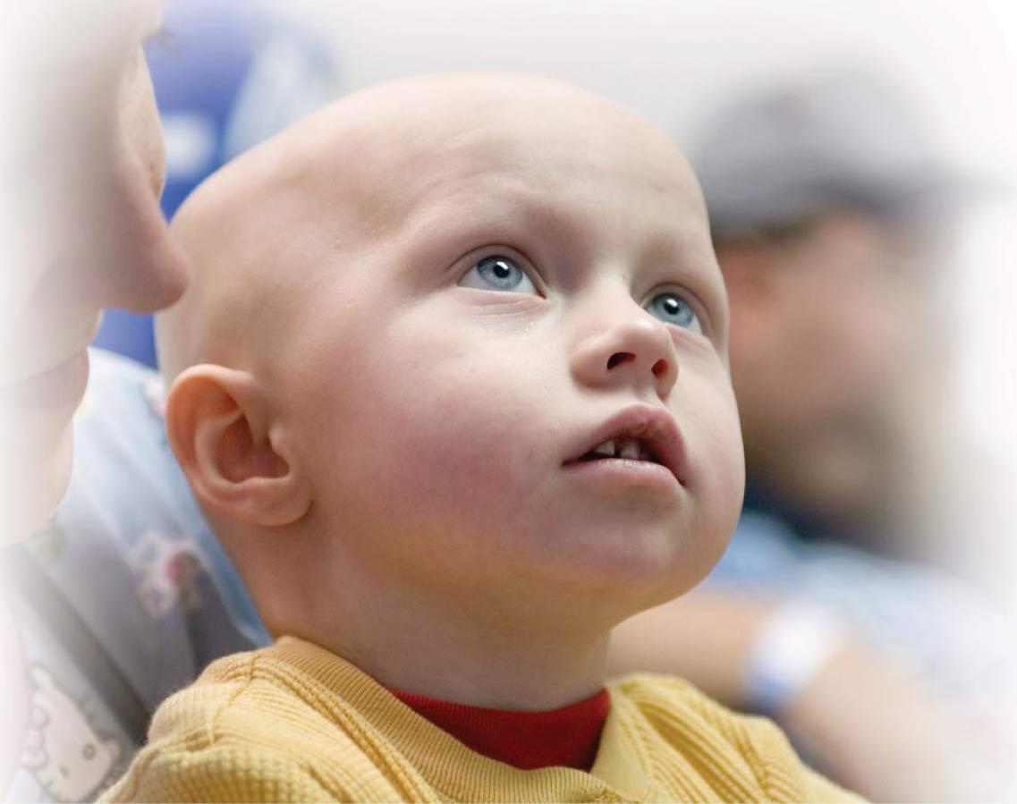 cancerul limfatic la copii)