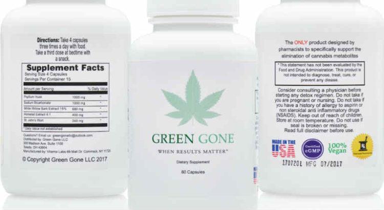 THC Detox Cele mai bune 4 băuturi de detoxifiere pentru trecerea unei plante medicinale de testare