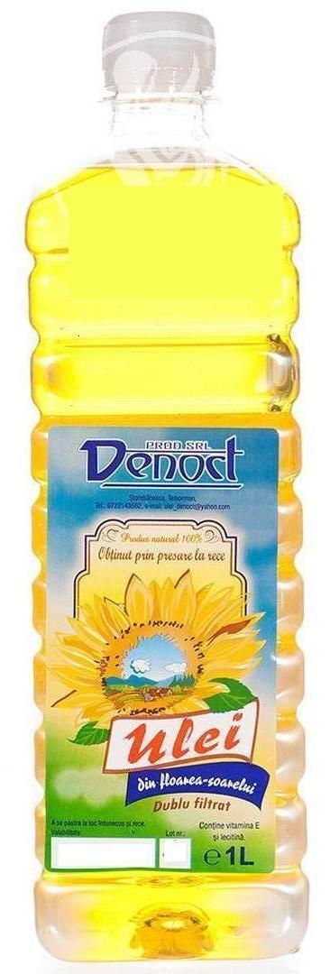 detoxifiere cu ulei floarea soarelui)