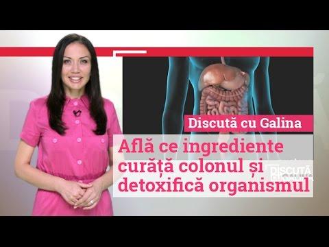 detoxifierea colonului reteta