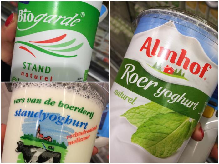 diarree yoghurt)