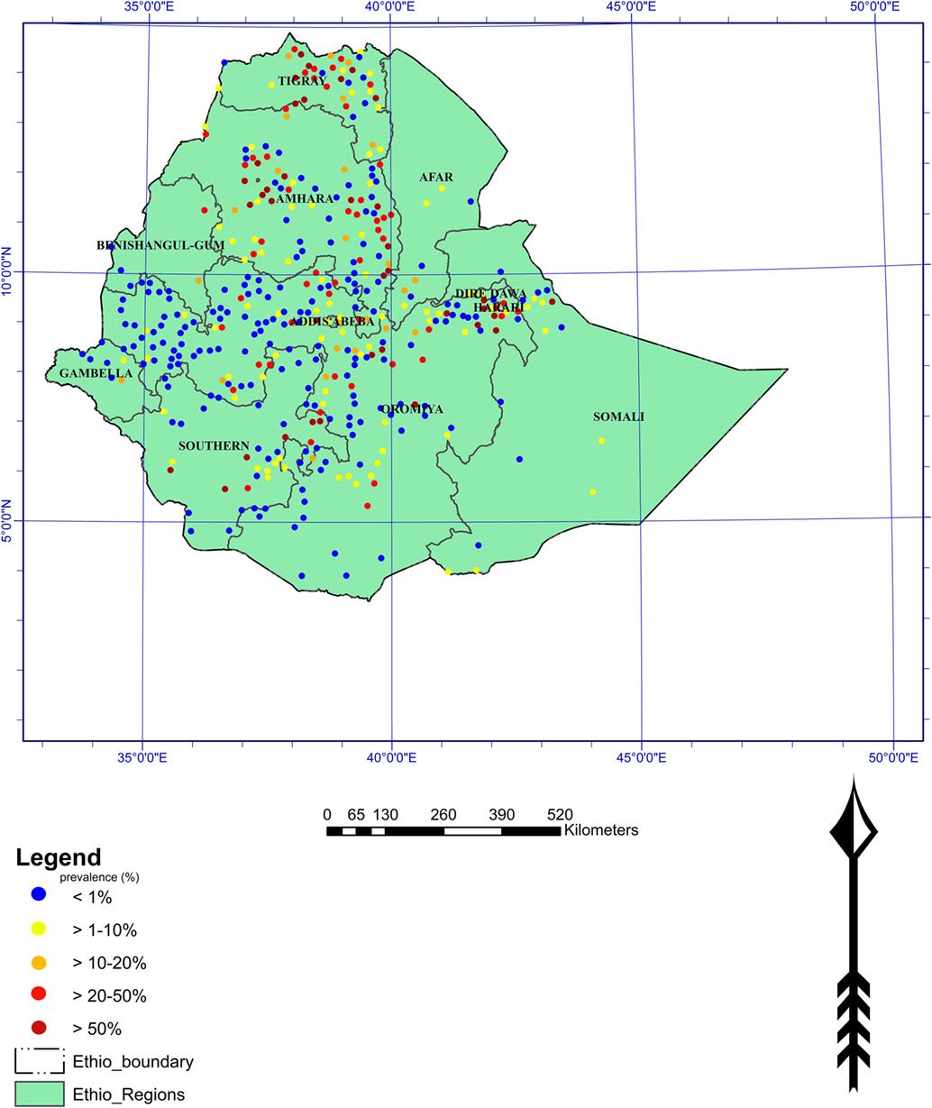schistosomiasis 76 countries)