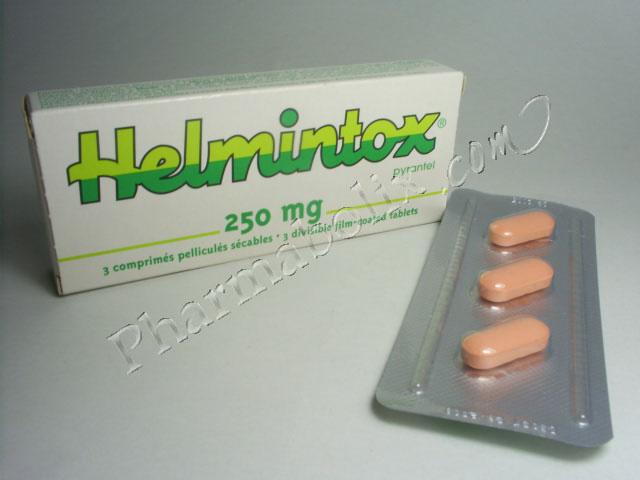 helmintox acheter recomandări clinice pentru enterobioză