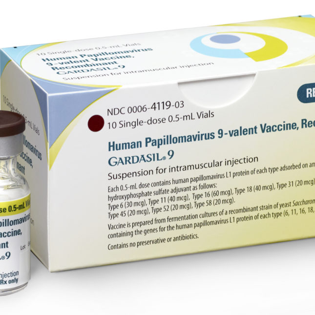 hpv after gardasil)