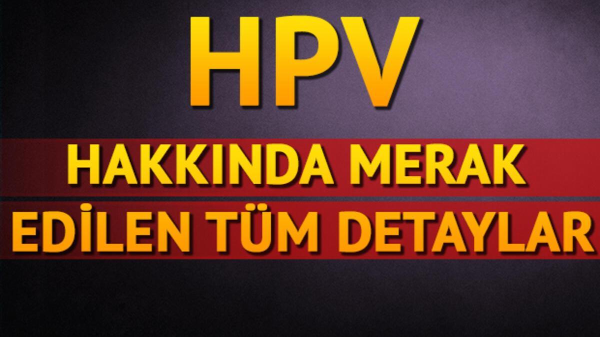 hpv nedir kad nlarda expunerea giardiei în sarcină