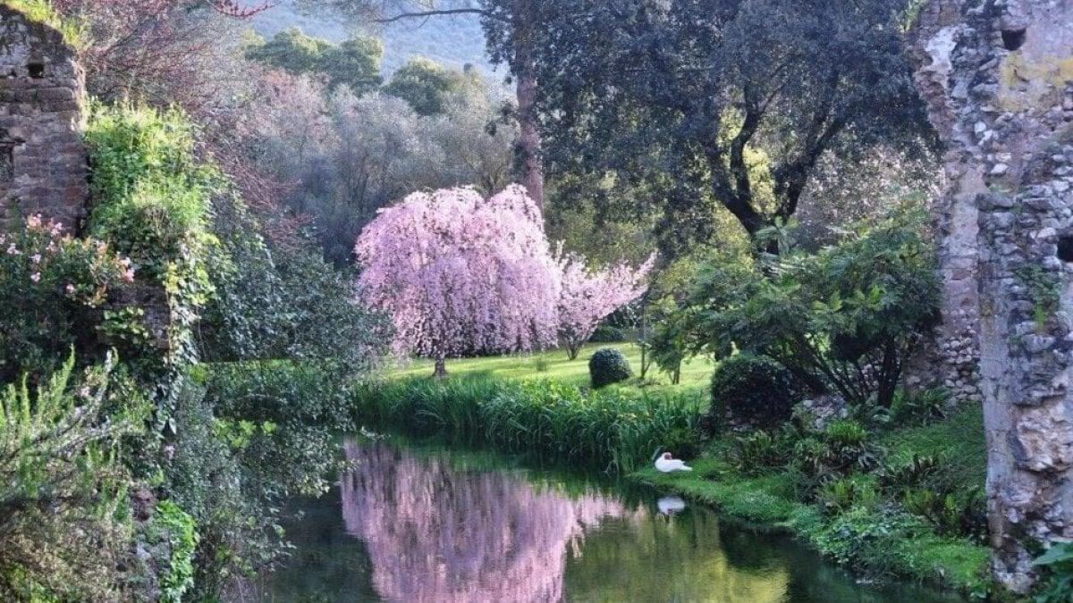 i giardini di ninfa ticketti