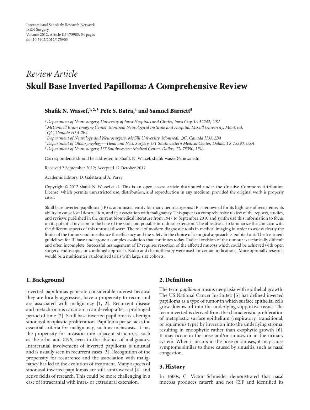 papilloma removal montreal)