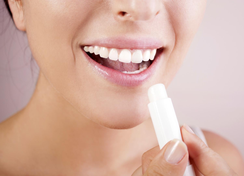papilloma virus sulle labbra della bocca