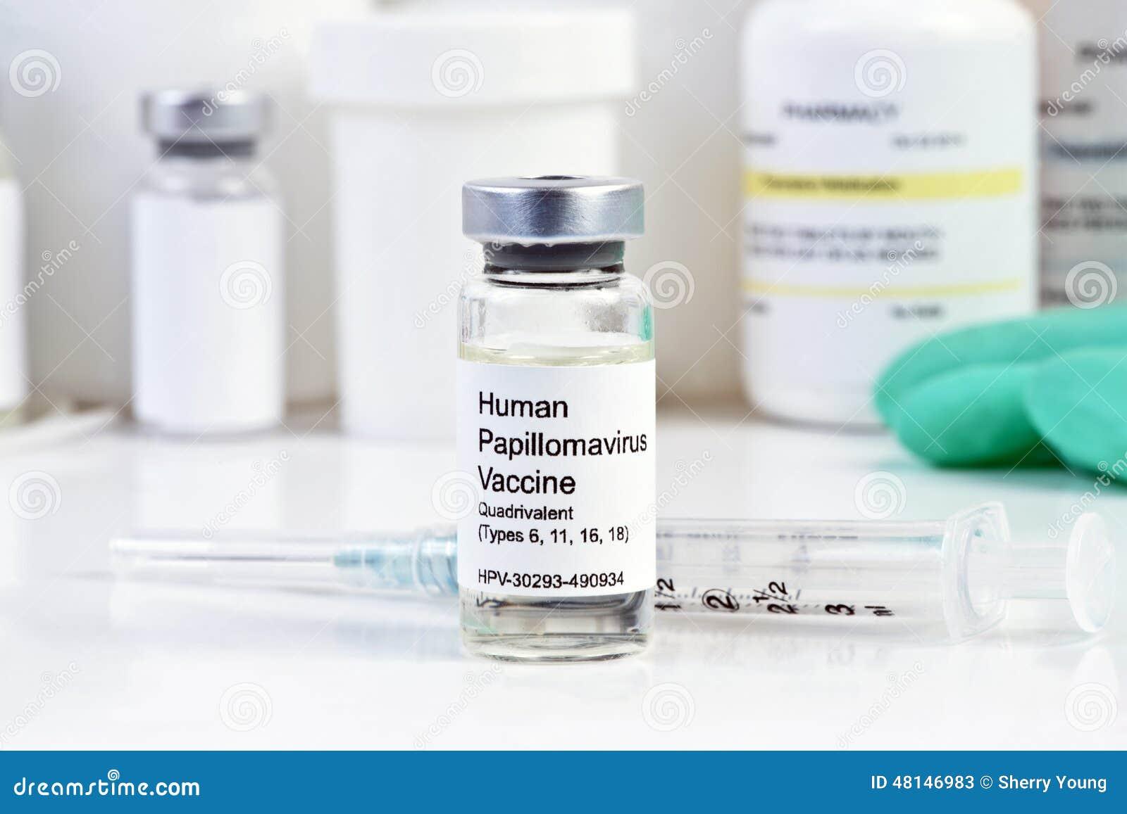 papillomavirus vacuna)