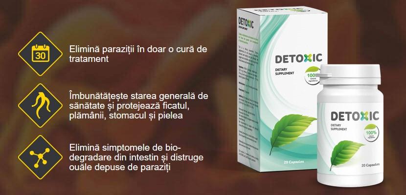 pastile pentru curățarea paraziților