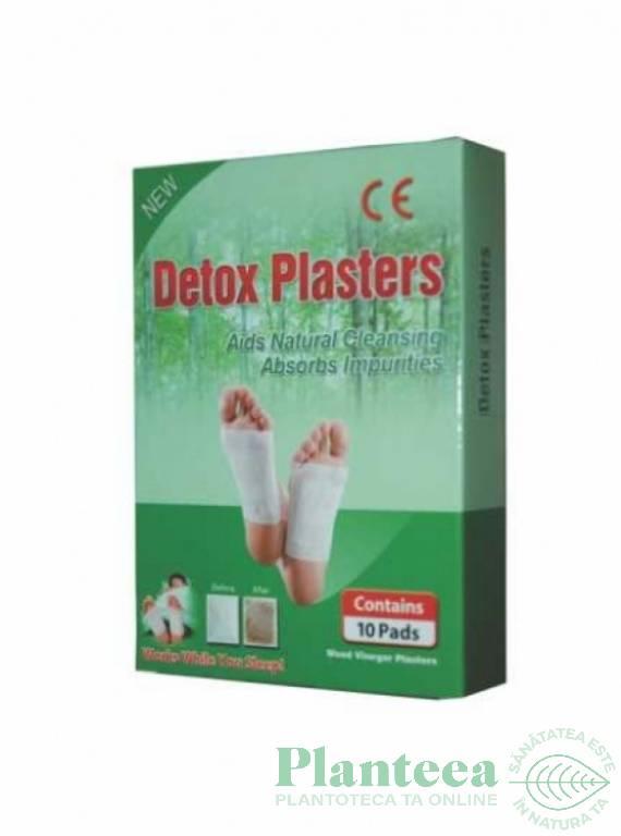 Plasturi kinoki detoxifiere, originali, pret bun