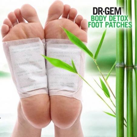plasturi pentru detoxifiere picioare