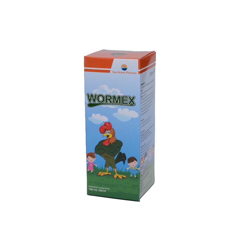soluție pentru viermi pentru copii)
