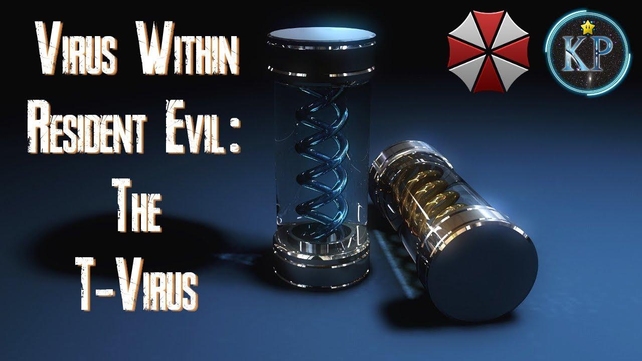 t virus resident evil