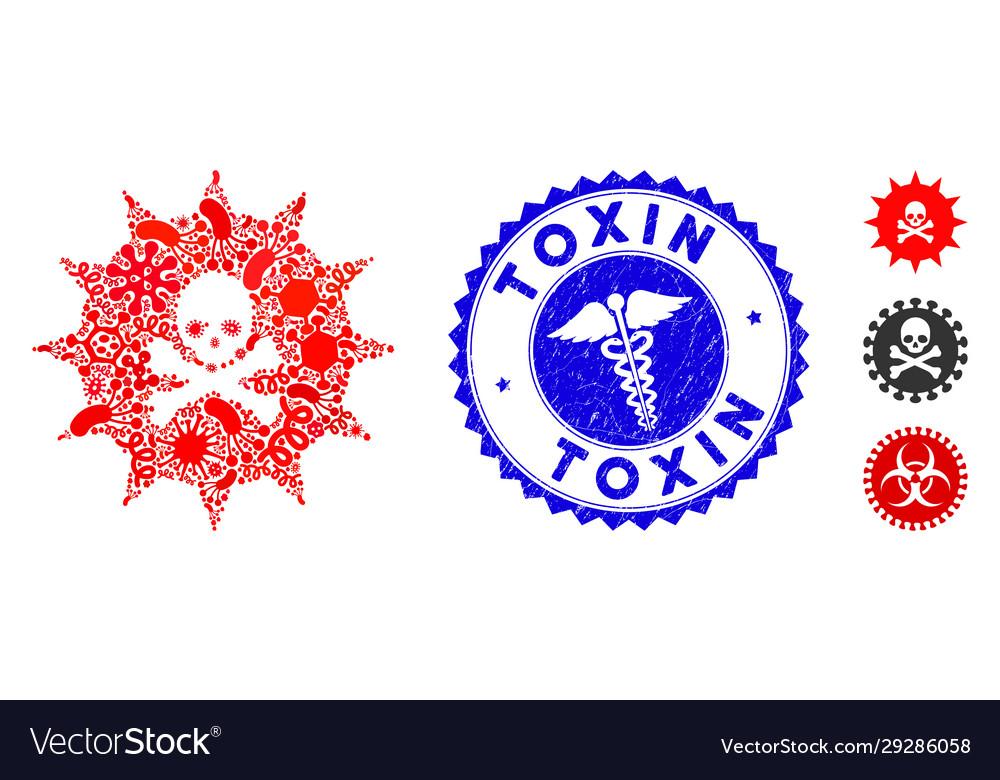toxine virale)