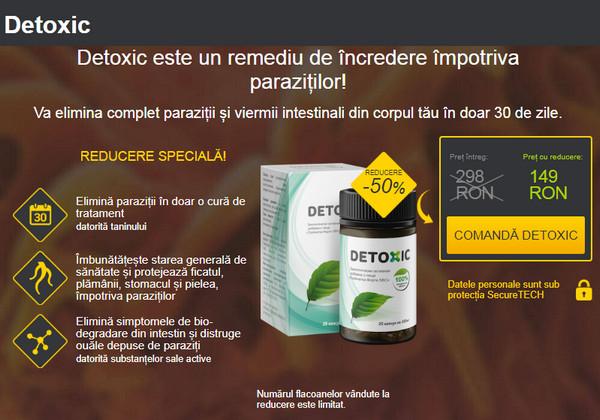 tratament natural contra parazitilor