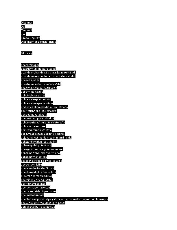 worm traducere în engleză