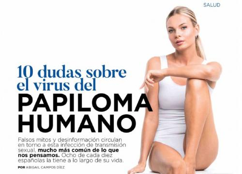 virus del papiloma como se contrae)