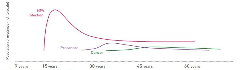 hpv virus and weight gain)